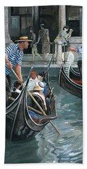 Venice. Il Bacino Orseolo Beach Towel