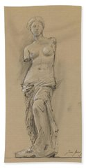 Venus De Milo Beach Towel