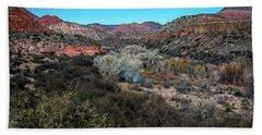 Verde Canyon Oasis Beach Sheet