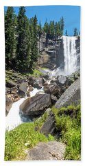 Vernal Falls- Beach Towel
