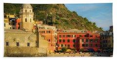 Vernazza Beach Sheet