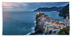 Vernazza Beach Towel