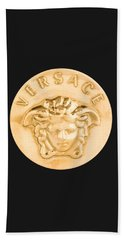 Versace Jewelry-1 Beach Towel