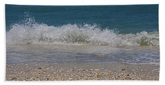 Beach Towel featuring the photograph Verses Out Of Rhythm by Michiale Schneider