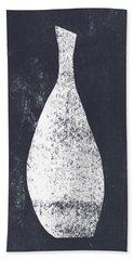 Vessel 3- Art By Linda Woods Beach Towel