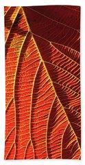 Vibrant Viburnum Beach Towel
