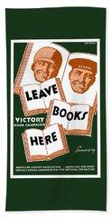 Victory Book Campaign - Wpa Beach Towel