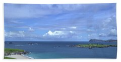 View Blasket Island #g0 Beach Sheet