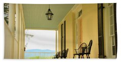 View From Cedar Grove Beach Sheet