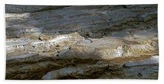 View From Masada Beach Towel