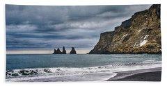 Vik Winter Wonderland Beach Beach Sheet