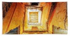 Villa Giallo Atmosfera Escher II - Escher Atmosphere II Beach Towel