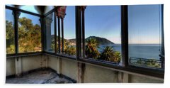 Villa Of Windows On The Sea - Villa Delle Finestre Sul Mare II Beach Towel