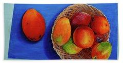 Vilma's Magical Mango's Beach Towel