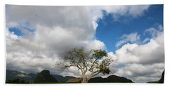 Vinales Valley I Beach Sheet