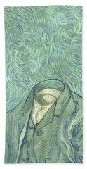 Vincent Van Gone Beach Towel