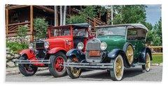 Vintage Ford's Beach Sheet
