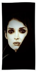 Vintage Winona Ryder Beach Towel by Fred Larucci