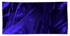Violet Shine I Beach Towel