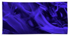 Violet Shine I I Beach Towel