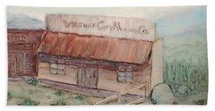 Virginia City Mining Co. Beach Sheet