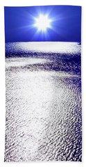 Virtual Sea Beach Towel