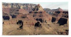 Vishnu Temple Grand Canyon National Park Beach Towel