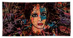 Visionary Sophia Beach Towel