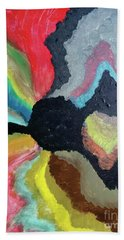 Visions Of Color Beach Towel