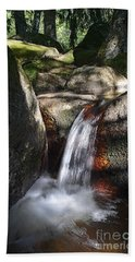 Vitosha Mountain Waterfalls - Bulgaria Beach Towel