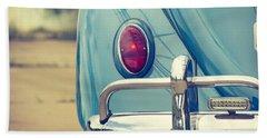 Volkswagen Beetle Beach Towel