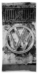 Volkwagen Sign Beach Towel