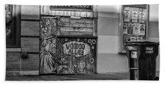 Voodoo Alley Beach Towel