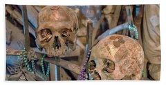 Voodoo Altar Beach Sheet