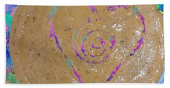 Vortex Heart Cashew Butter Beach Sheet