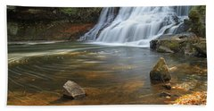 Wadsworth Falls Beach Towel