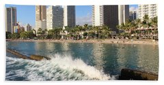 Waikiki Breakers Beach Sheet