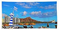 Waikiki Beach Sheet