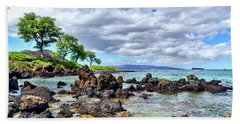 Wailea Beach #2 Beach Towel