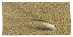 Wake Of A Feather Beach Towel