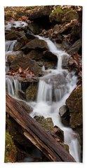 Walden Creek Cascade Beach Towel