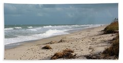 Walks On The Beach Beach Sheet