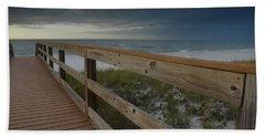 Walkway To Paradise Beach Sheet