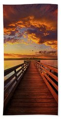 Walkyn Skywyrd Beach Towel