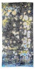 Wall Abstract 162 Beach Towel
