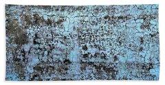 Wall Abstract 163 Beach Towel