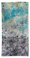 Wall Abstract 174 Beach Towel