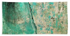 Wall Abstract 97 Beach Towel