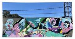 Wall Art Beach Sheet