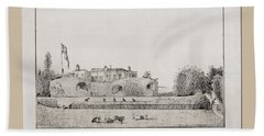 Walmer Castle Kent Beach Towel
